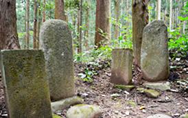 みちのく真田-田村家の墓